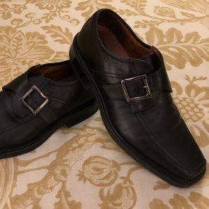 Johnston & Murphy  Leather Slip On